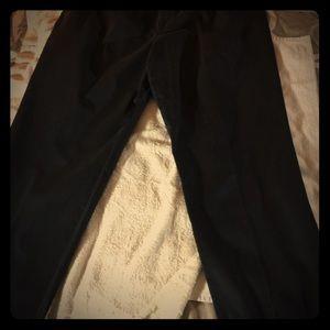 Men's Blue Docker Khaki pants sz 42 x 34